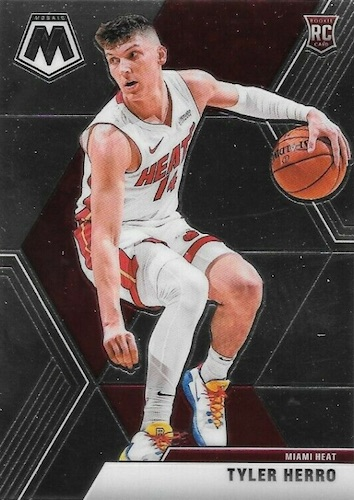 2019-20 Panini Mosaic Basketball Variations Checklist and Gallery 15