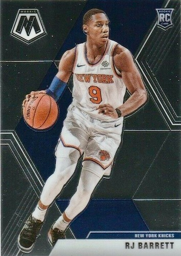 2019-20 Panini Mosaic Basketball Variations Checklist and Gallery 19