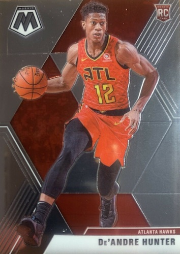 2019-20 Panini Mosaic Basketball Variations Checklist and Gallery 23