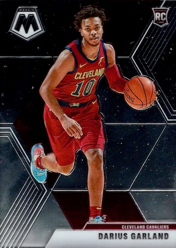 2019-20 Panini Mosaic Basketball Variations Checklist and Gallery 29