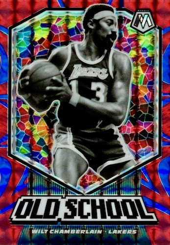 2019-20 Panini Mosaic Basketball Cards 24