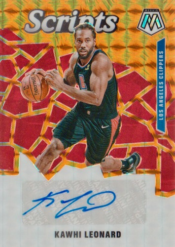 2019-20 Panini Mosaic Basketball Cards 13