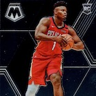 2019-20 Panini Mosaic Basketball Variations Checklist and Gallery