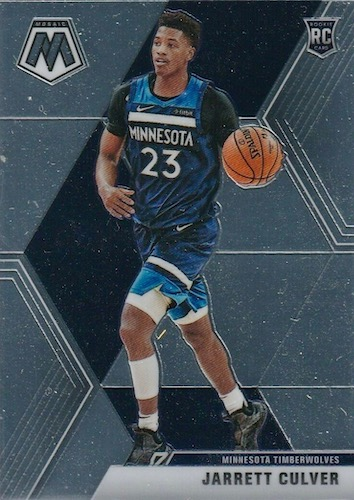 2019-20 Panini Mosaic Basketball Variations Checklist and Gallery 6