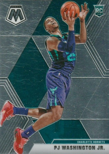 2019-20 Panini Mosaic Basketball Variations Checklist and Gallery 10