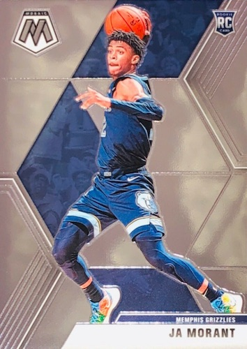 2019-20 Panini Mosaic Basketball Variations Checklist and Gallery 12