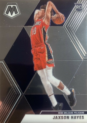 2019-20 Panini Mosaic Basketball Variations Checklist and Gallery 16