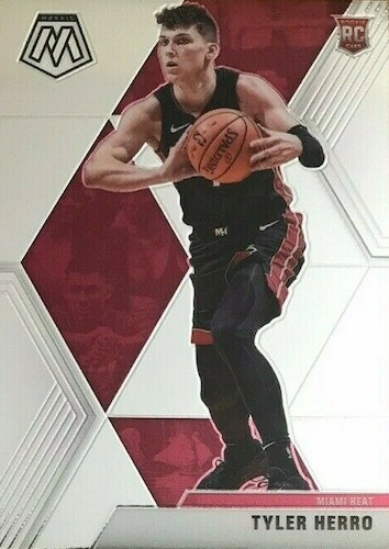 2019-20 Panini Mosaic Basketball Variations Checklist and Gallery 18