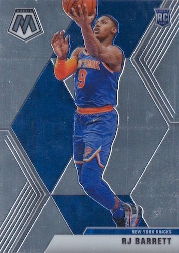 2019-20 Panini Mosaic Basketball Variations Checklist and Gallery 20
