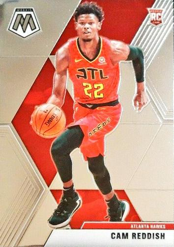 2019-20 Panini Mosaic Basketball Variations Checklist and Gallery 28