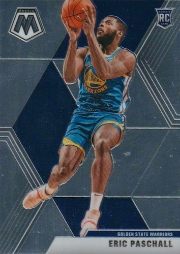 2019-20 Panini Mosaic Basketball Variations Checklist and Gallery 32