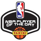 2019-20 Panini NBA Player of the Day Basketball Cards