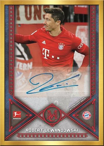 2019-20 Topps Museum Collection Bundesliga Soccer Cards 4