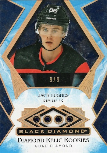 2019-20 Upper Deck Black Diamond Hockey Cards 31