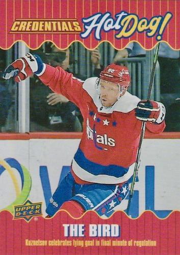 2019-20 Upper Deck Credentials Hockey Cards 22