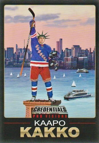 2019-20 Upper Deck Credentials Hockey Cards 23