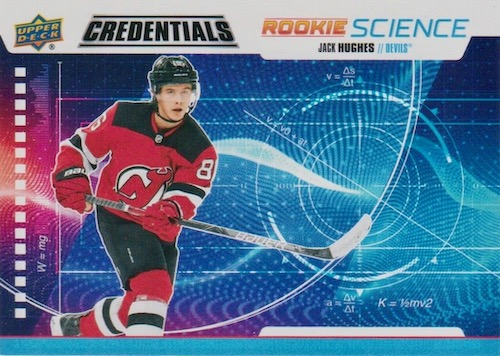2019-20 Upper Deck Credentials Hockey Cards 24