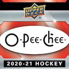 2020-21 O-Pee-Chee Hockey Cards
