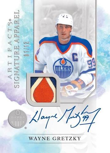 2020-21 Upper Deck Artifacts Hockey Cards 7