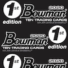2020 Bowman 1st Edition Baseball