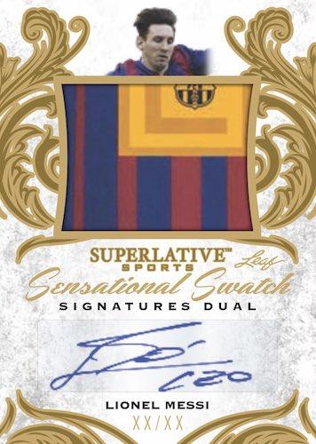 2020 Leaf Superlative Sports Multi-Sport Cards 3