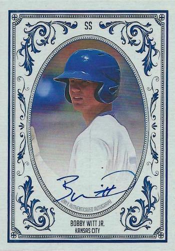 2020 Onyx Vintage Baseball Cards 6