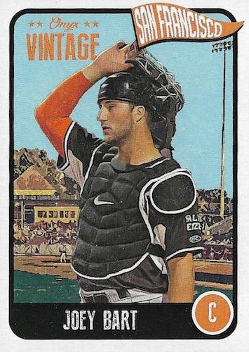 2020 Onyx Vintage Baseball Cards 4