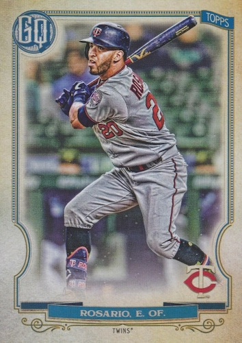 2020 Topps Gypsy Queen Baseball Variations Gallery & Checklist 124