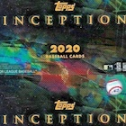 2020 Topps Inception Baseball Cards