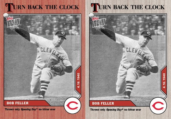 2020 Topps Now Turn Back the Clock Baseball Cards Checklist Guide 3
