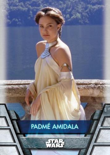 2020 Topps Star Wars Holocron Series Trading Cards 1