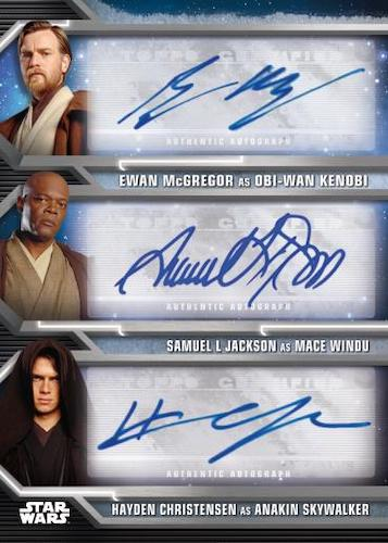 2020 Topps Star Wars Holocron Series Trading Cards 7