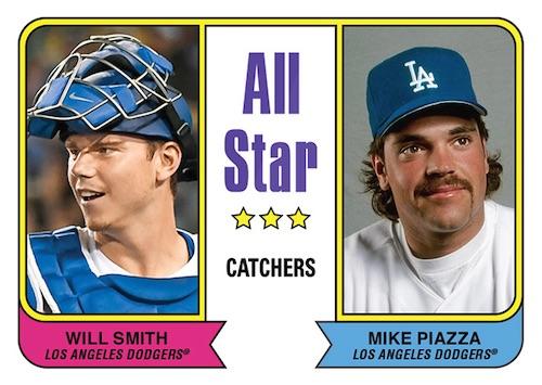 2020 Topps Throwback Thursday Baseball Cards - Set 19 16