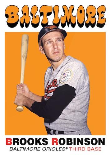 2020 Topps Throwback Thursday Baseball Cards - Set 19 17