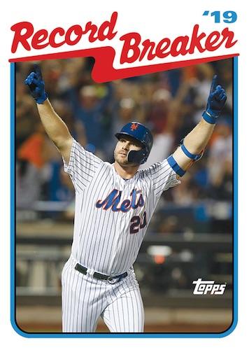 2020 Topps Throwback Thursday Baseball Cards - Set 19 18