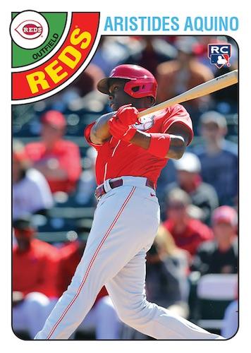 2020 Topps Throwback Thursday Baseball Cards - Set 19 19