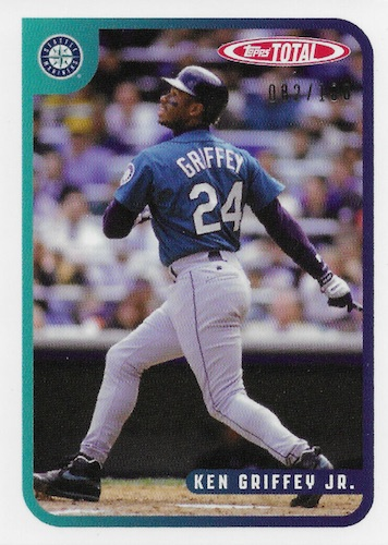 2020 Topps Total Baseball Cards - Wave 6 Checklist 8
