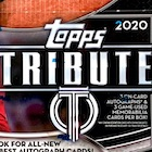 2020 Topps Tribute Baseball