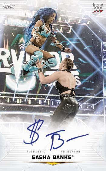 2020 Topps WWE Undisputed Wrestling Cards 7