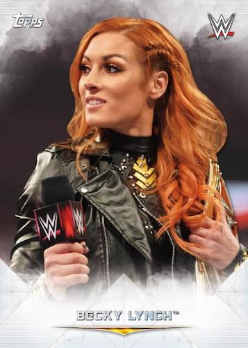 2020 Topps WWE Undisputed Wrestling Cards - Checklist Added 3