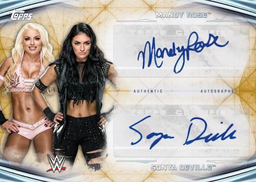 2020 Topps WWE Undisputed Wrestling Cards 4