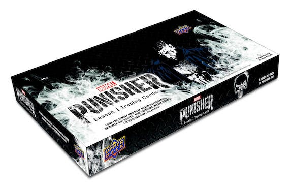 2020 Upper Deck The Punisher Season 1 Trading Cards 3