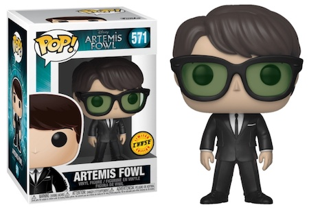 Funko Pop Artemis Fowl Figures 2