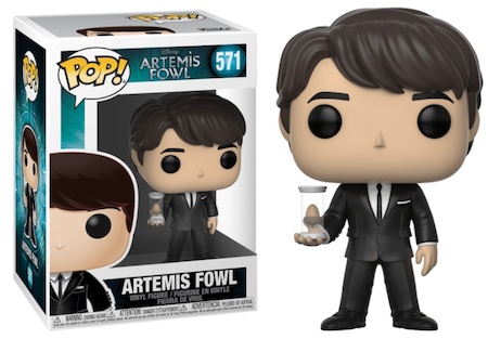 Funko Pop Artemis Fowl Figures 1