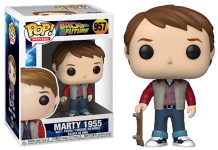 Ultimate Funko Pop Back to the Future Figures Gallery and Checklist 11