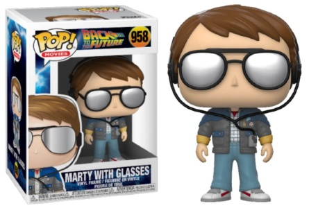 Ultimate Funko Pop Back to the Future Figures Gallery and Checklist 12