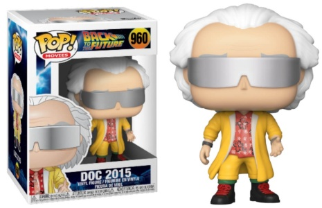 Ultimate Funko Pop Back to the Future Figures Gallery and Checklist 14