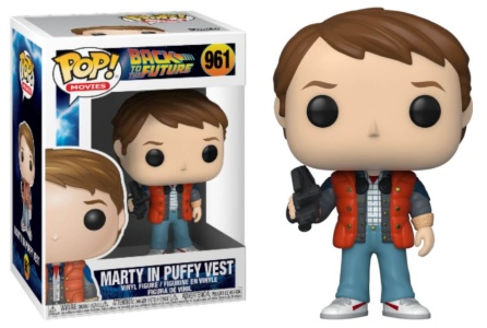 Ultimate Funko Pop Back to the Future Figures Gallery and Checklist 15