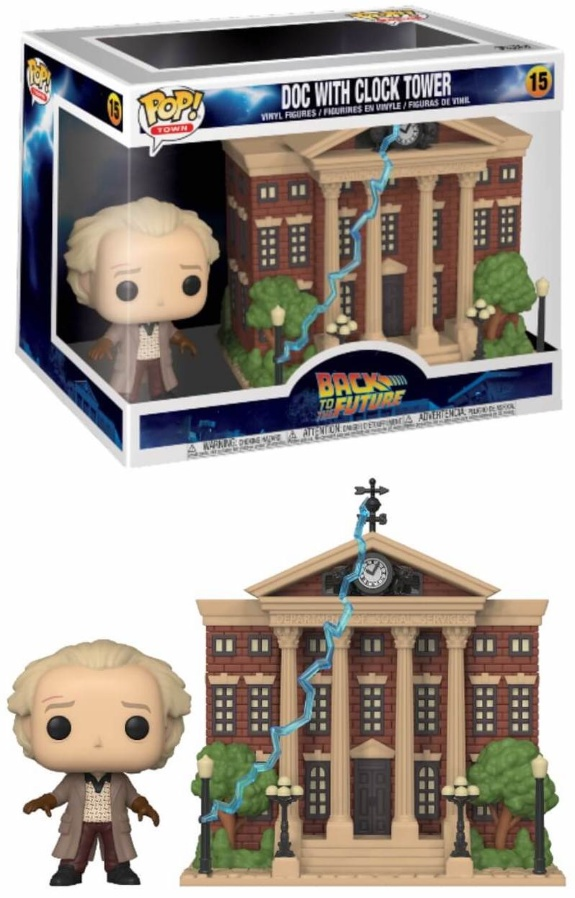 Ultimate Funko Pop Back to the Future Figures Gallery and Checklist 25