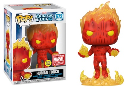 Ultimate Funko Pop Fantastic Four Figures Gallery & Checklist 27